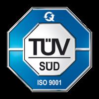 Certifikát kvality - Oprávnenie TÜV